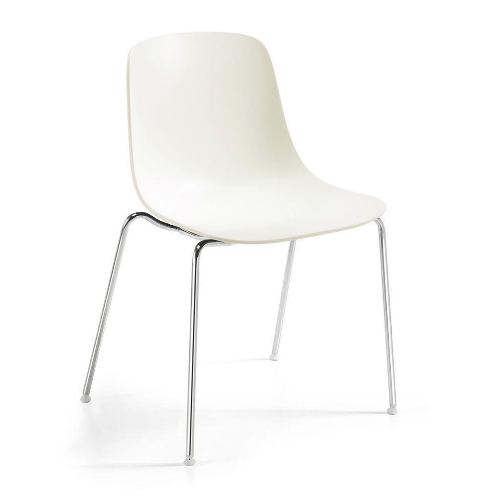 pure loop binuance stapelstuhl infiniti aus metall sitz. Black Bedroom Furniture Sets. Home Design Ideas