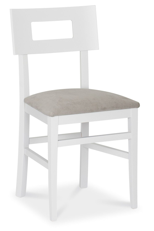 Mu212 per bar e ristoranti sedia moderna in legno per for Sedia moderna bianca