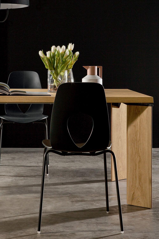 Roma f 8068 tavolo fisso tonin casa in legno o marmo for Creatore di piano casa personalizzato