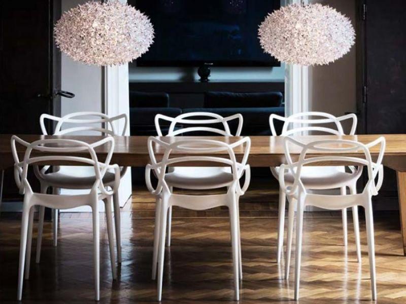 Masters Kartell Design Chair Polypropylene In Different