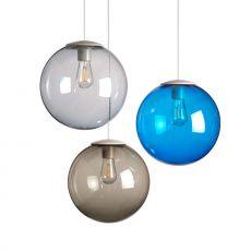 Spheremaker 3 - Lampada a sospensione Fatboy, con 3 sfere di policarbonato colorato, lampadina LED, disponibile in diverse combinazioni di colori
