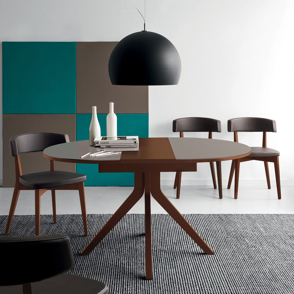 Cb4725 oregon outlet tavolo allungabile connubia for Tavolo ovale allungabile calligaris