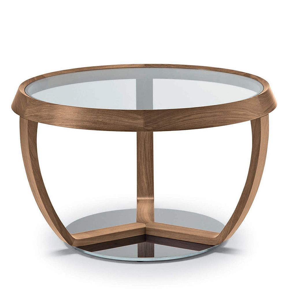 Time small 70 tavolino da salotto tonon struttura in for Tavolini in legno e vetro