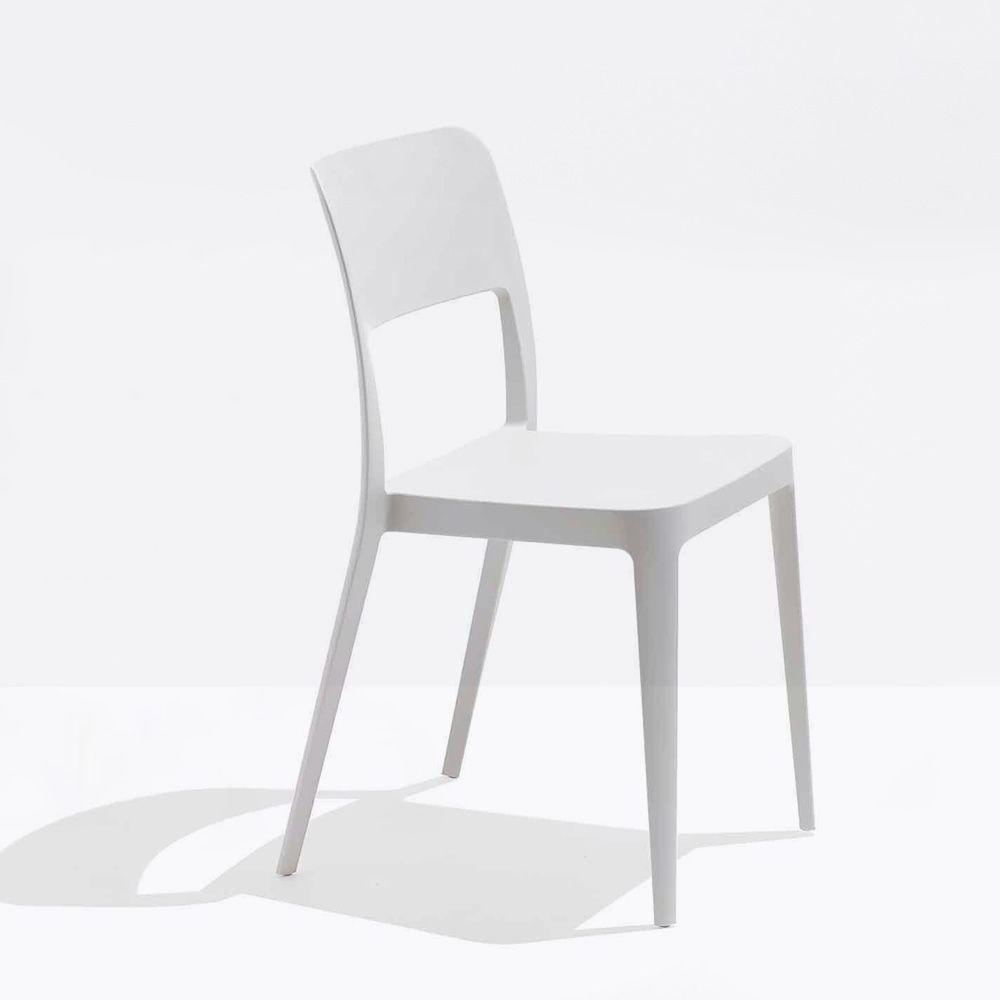 nen chaise empilable midj en polypropyl ne aussi avec accoudoirs aussi pour jardin sediarreda. Black Bedroom Furniture Sets. Home Design Ideas