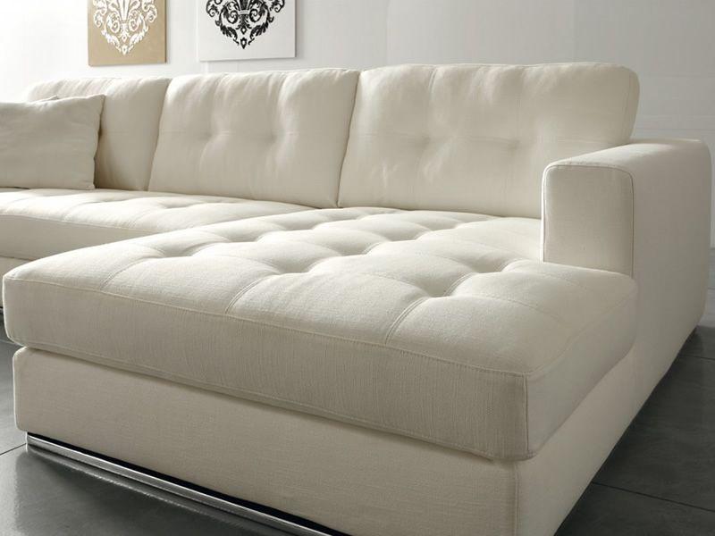 Stoccolma divano 2 3 o 3 posti xl con chaise longue anche sfoderabile sediarreda - Cerco divano angolare ...