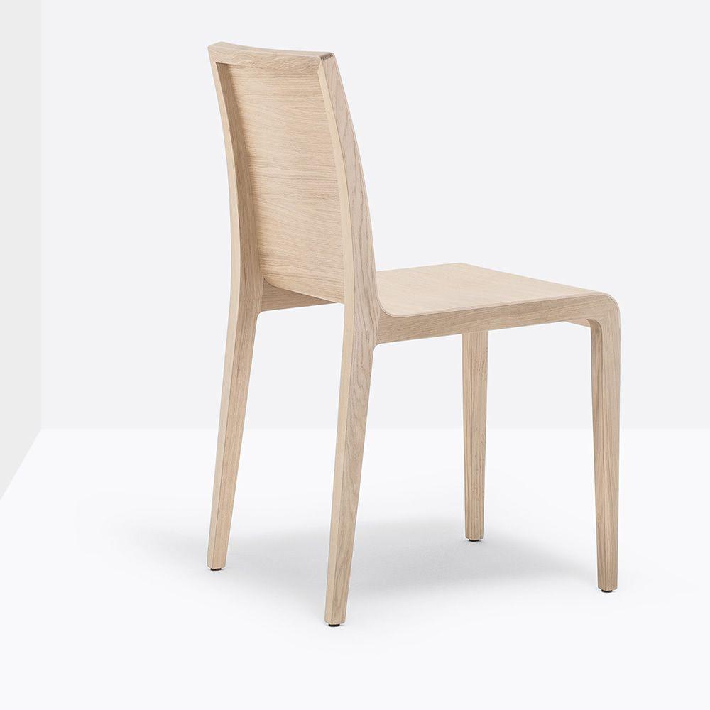Young 420 Chaise Design Pedrali En Ch Ne Massif Sediarreda