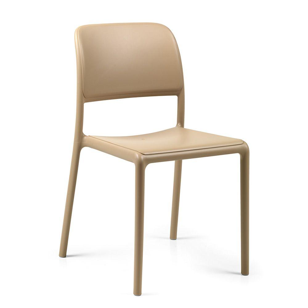 Riva bistrot chaise en r sine avec fibre de verre en - Chaise en couleur ...