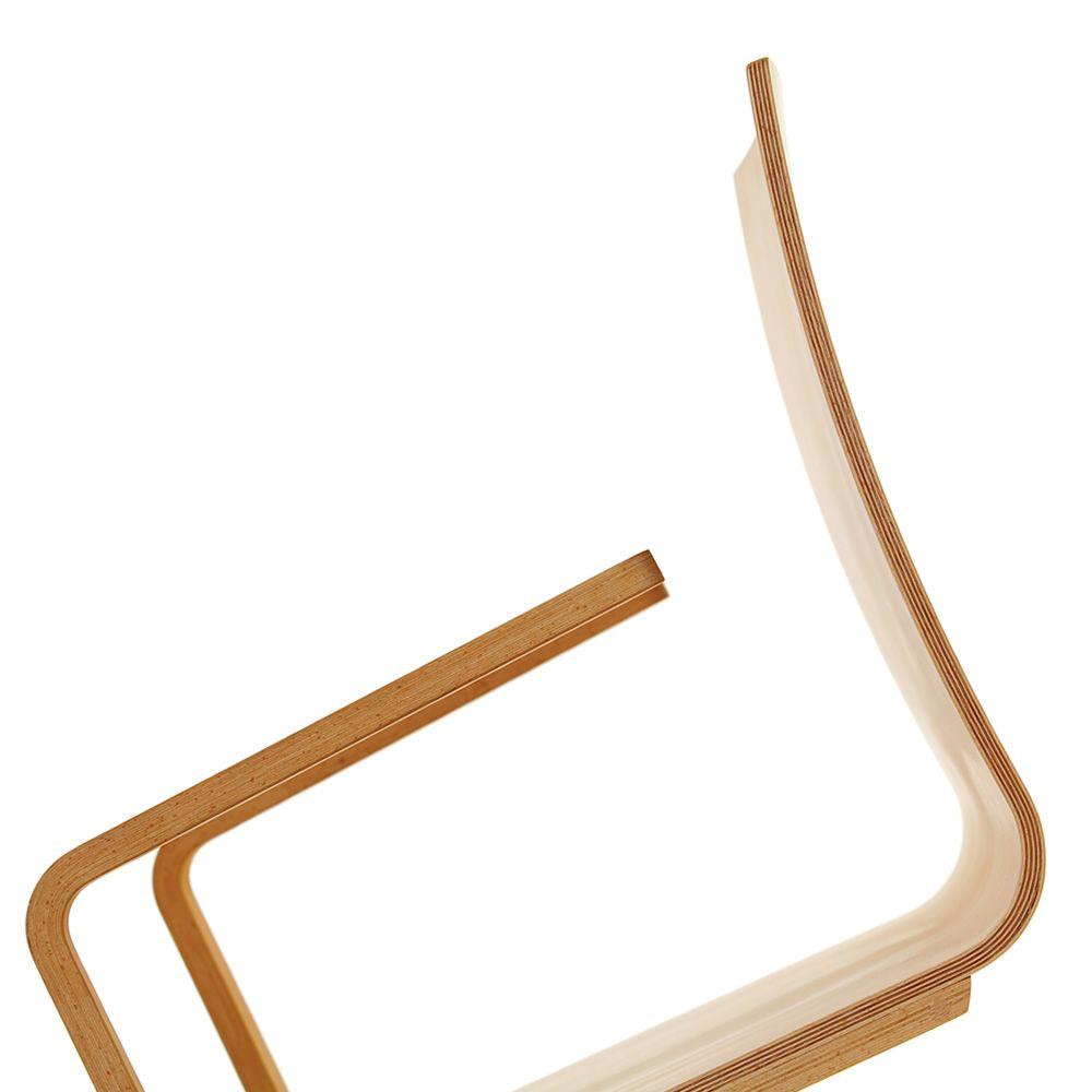mojo ton stuhl mit armlehnen aus holz mit sitz aus holz. Black Bedroom Furniture Sets. Home Design Ideas