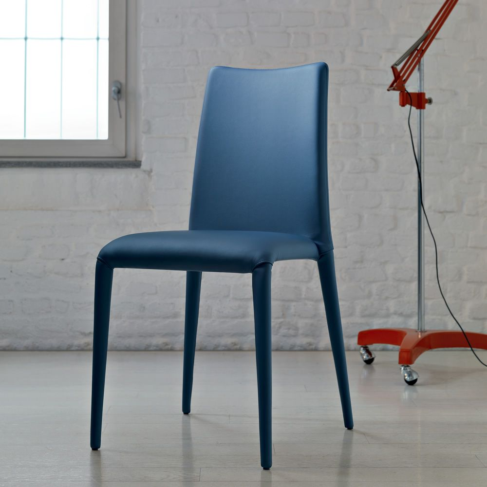 king stuhl midj aus leder kunstleder oder stoff bezogen sediarreda. Black Bedroom Furniture Sets. Home Design Ideas