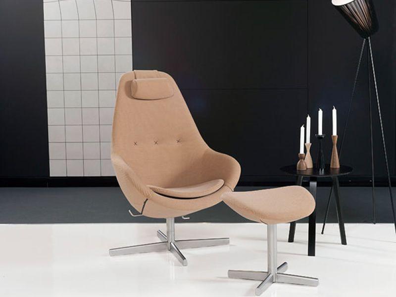 Kokon - Poltrona ergonomica girevole Kokon di Variér con ...