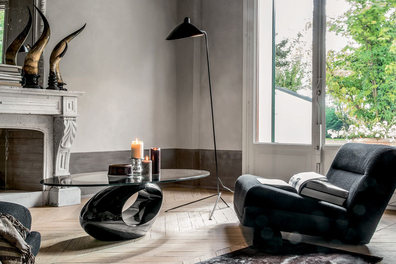 Dubai 6608 tavolino tonin casa in agglomerato di marmo for Creatore di piano di casa