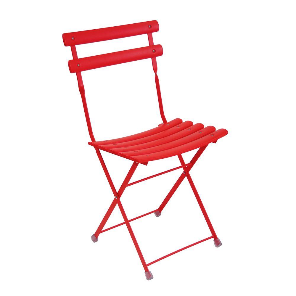 Arc en ciel 314 sedia emu in metallo per esterno for Arredo giardino mestre