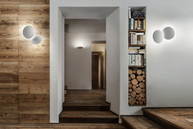 Puzzle round lampada a soffitto o parete di design - Lampade da muro design ...