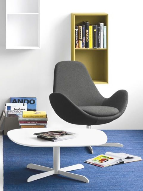 Cs3357 1300 electa sessel calligaris aus metall mit for Poltrona lazy calligaris
