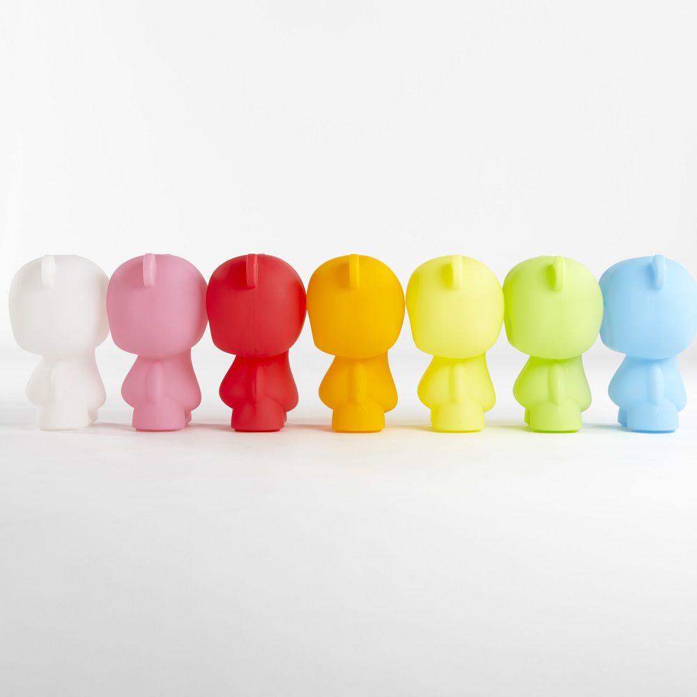 Pure l mpara de mesa slide de polietileno disponible en varios colores tambi n para jard n - Lamparas de polietileno ...