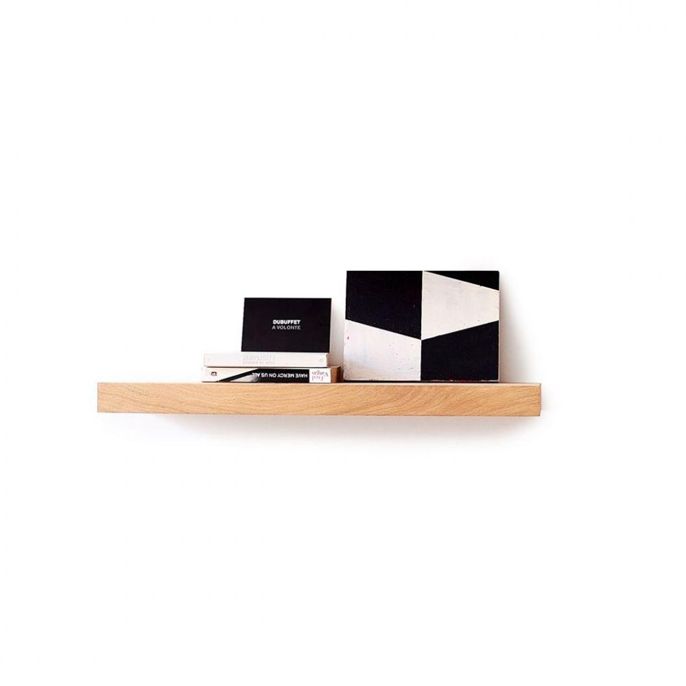 Wall Shelf - Mensola da parete Ethnicraft in legno di rovere ...
