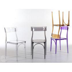 milano 2015 chaise empilable colico en polycarbonate. Black Bedroom Furniture Sets. Home Design Ideas