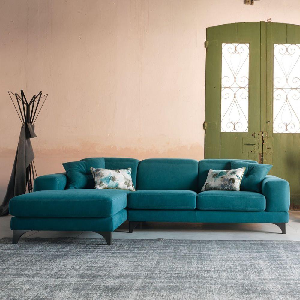 Harvey chaise longue sof de 2 3 plazas o 3 plazas maxi for Sofas 6 plazas con chaise longue