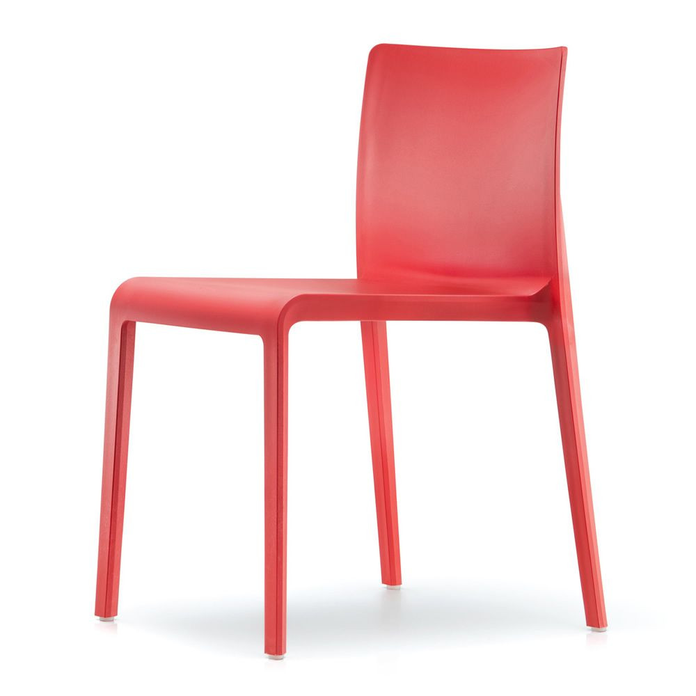 volt 670 chaise pedrali en polypropyl ne empilable pour. Black Bedroom Furniture Sets. Home Design Ideas