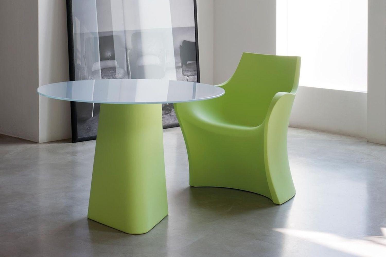 Adam 100 - Design Tisch B-Line, auch für den Außenbereich ...