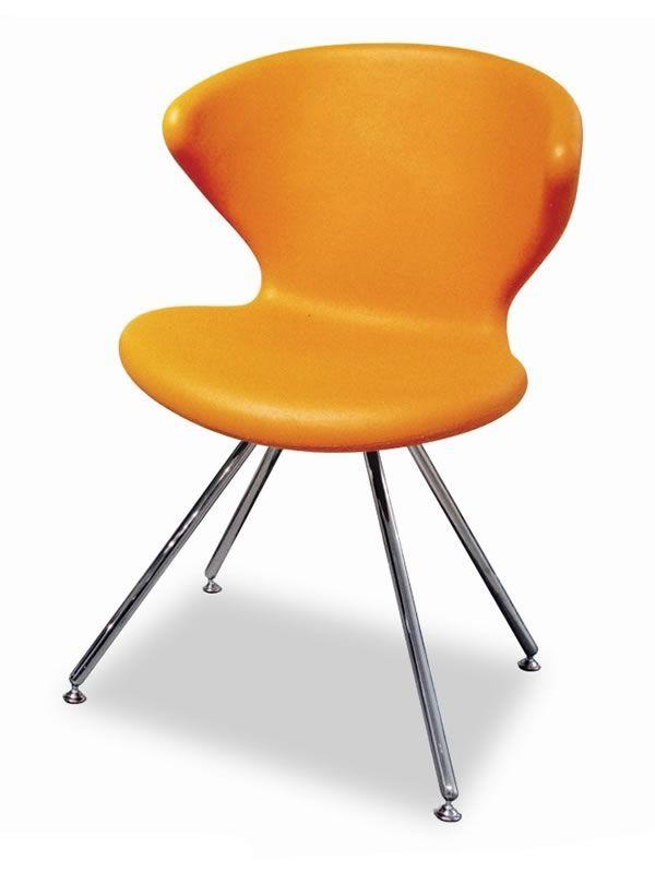 Concept design stuhl von tonon aus metall und for Design stuhl metall