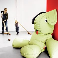 CO9 XS - Pouf Fatboy en forme de lapin, disponible en différentes couleurs, hauteur 180 cm