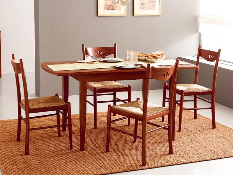 Sediarreda sedie tavoli e complementi d 39 arredo vendita for Tavolo 70x110 allungabile