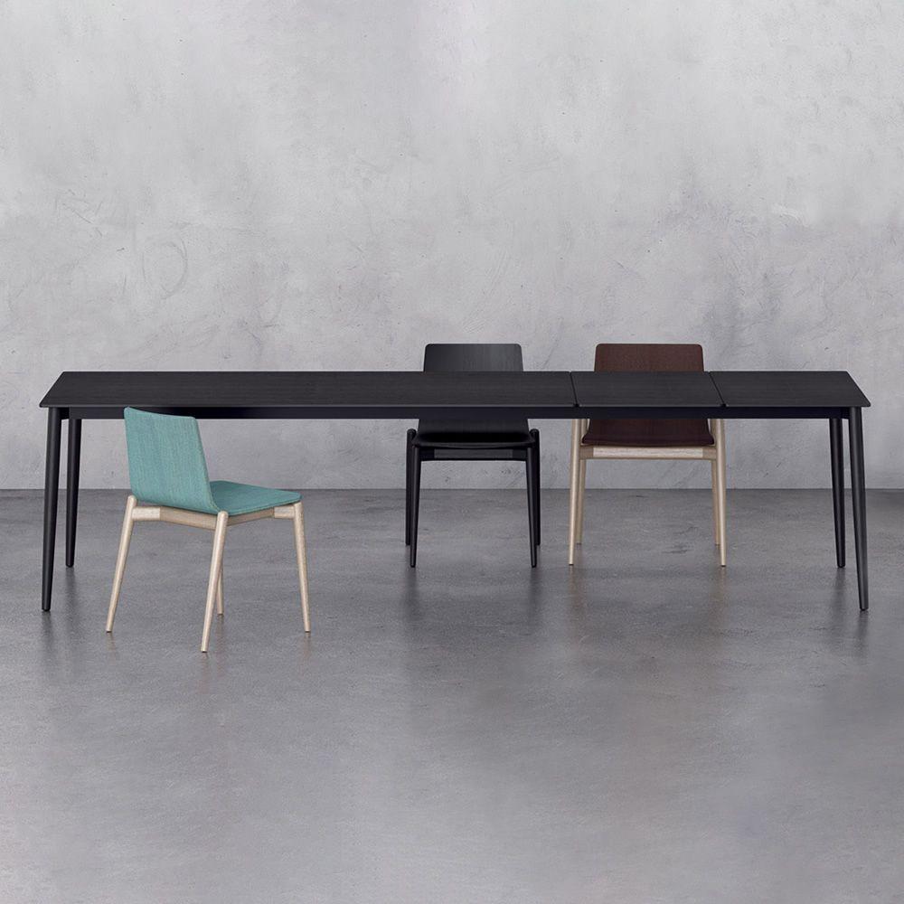 buffet avec table retractable excellent table with buffet avec table retractable stunning best. Black Bedroom Furniture Sets. Home Design Ideas