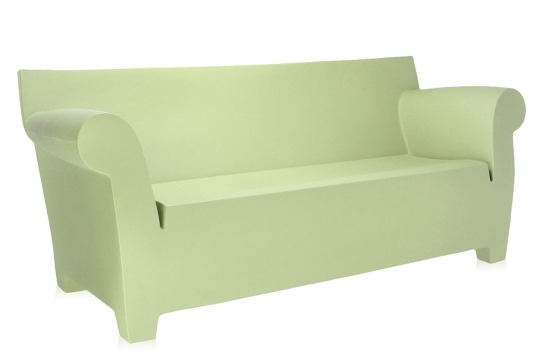 bubble club sofa divano kartell di design per giardino in polietilene 2 posti maxi sediarreda. Black Bedroom Furniture Sets. Home Design Ideas