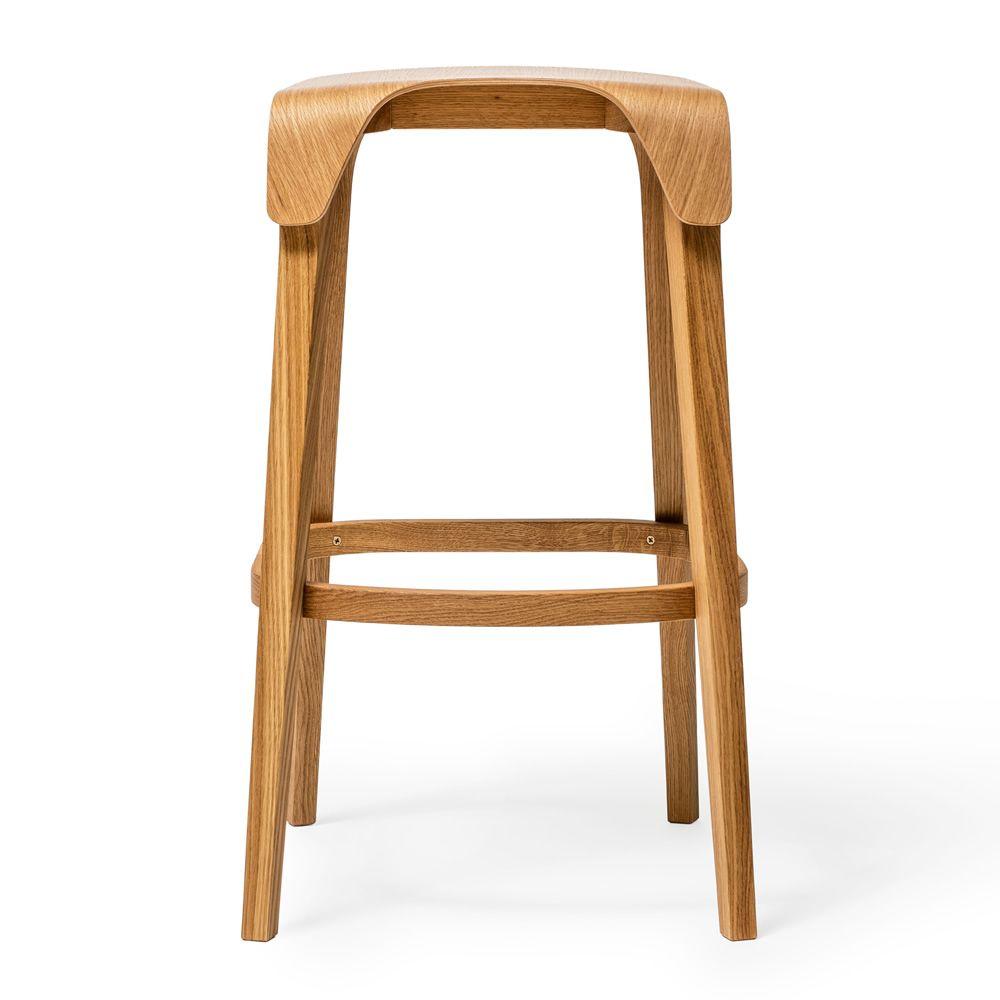 leaf stool hocker ton aus holz mit sitz aus holz. Black Bedroom Furniture Sets. Home Design Ideas
