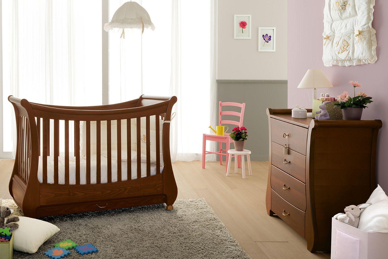 tulip lit b b pali en bois h tre avec tiroir disponible en diff rentes couleurs sediarreda. Black Bedroom Furniture Sets. Home Design Ideas