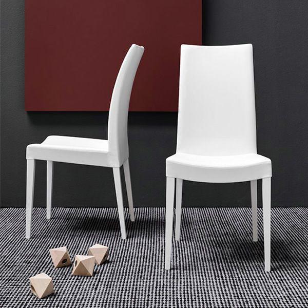 Cb1651 cometa per bar e ristoranti sedia da bar in legno for Sedie in similpelle
