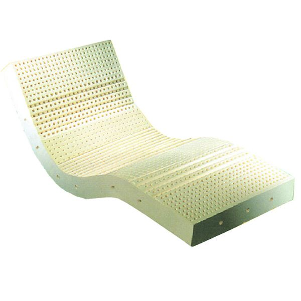 Lattice 7 Zone Latex Mattress 7 Zones Removable Available In