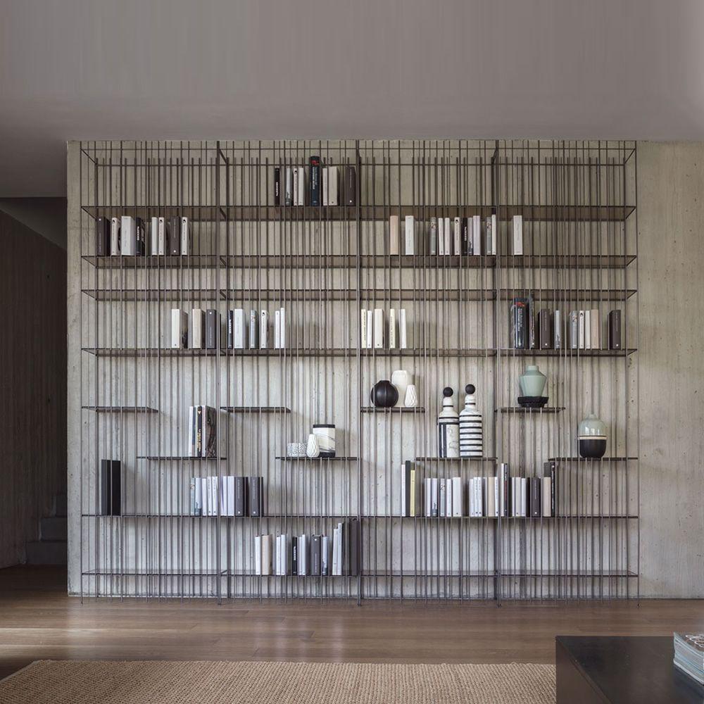 Librerie Metallo Milano.Metrica