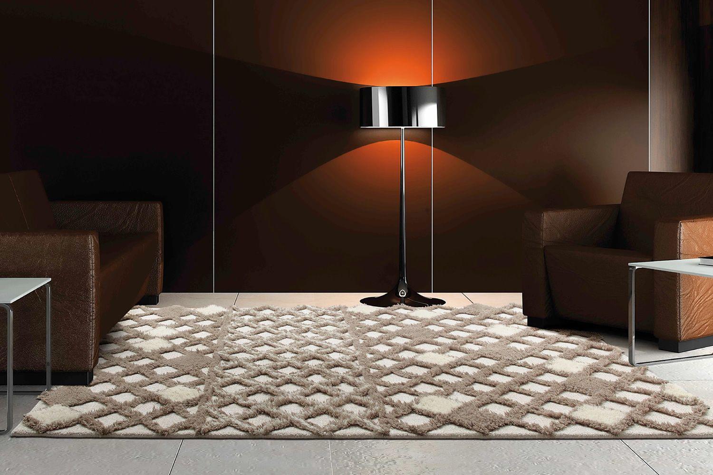 Dune tapis design en soie v g tale et laine en for Tapis italien design
