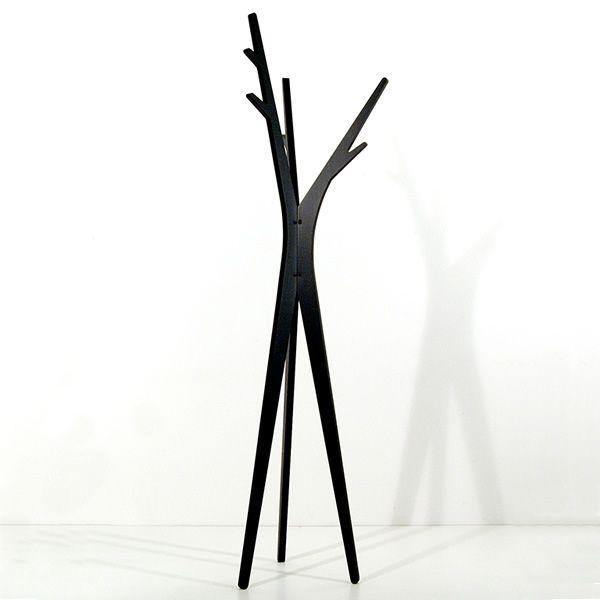 Treepod - Appendiabiti di design in legno, disponibile in diversi ...