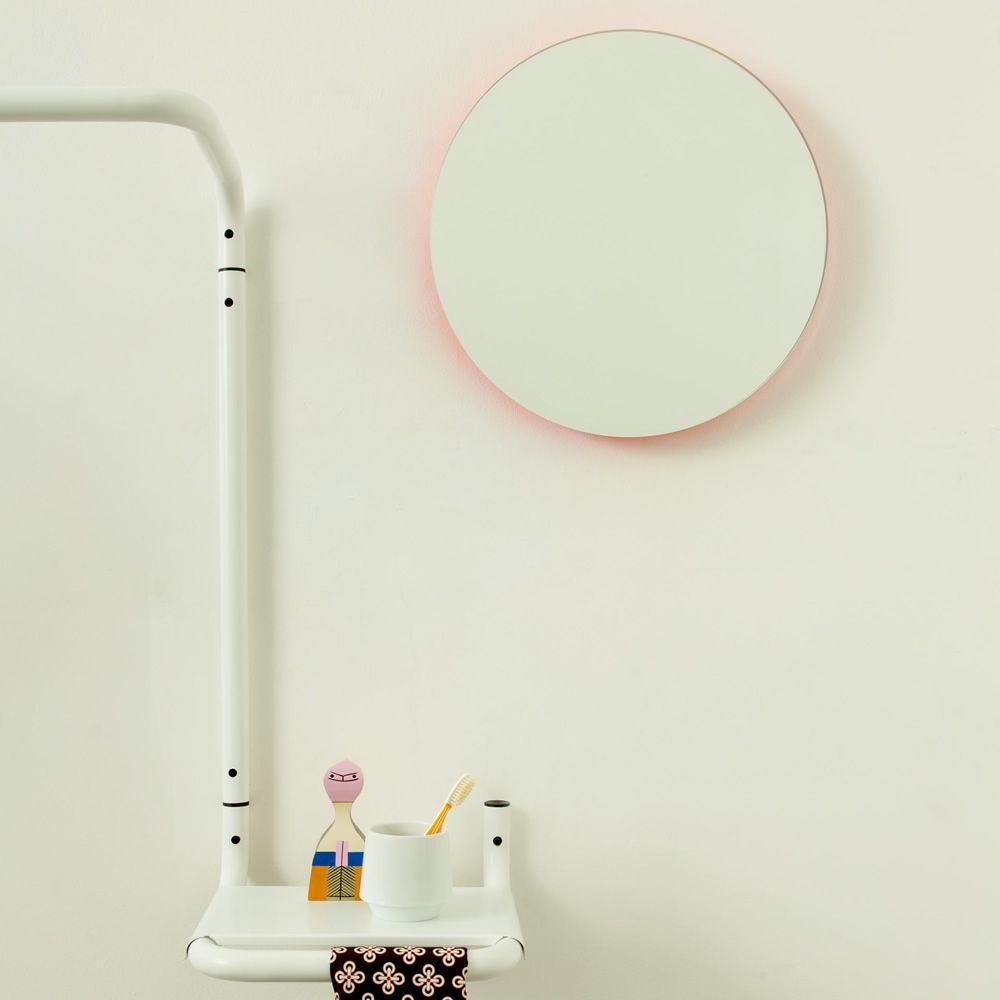 Moonlight specchio rotondo covo disponibile in diverse misure - Specchio grande da parete ...