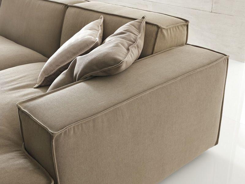 Portland Chaise - Divano 2, 3 o 3 posti XL con chaise longue e ...