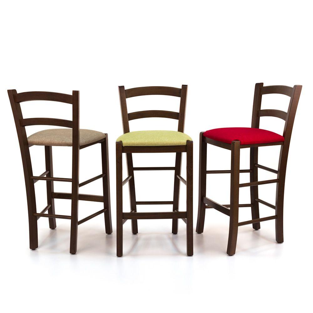 199 b pour bars et restaurants tabouret haut rustique en - Assise pour tabouret de bar ...