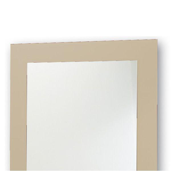 Xtra - Specchio Domitalia con cornice in vetro, 140 x 80 ...