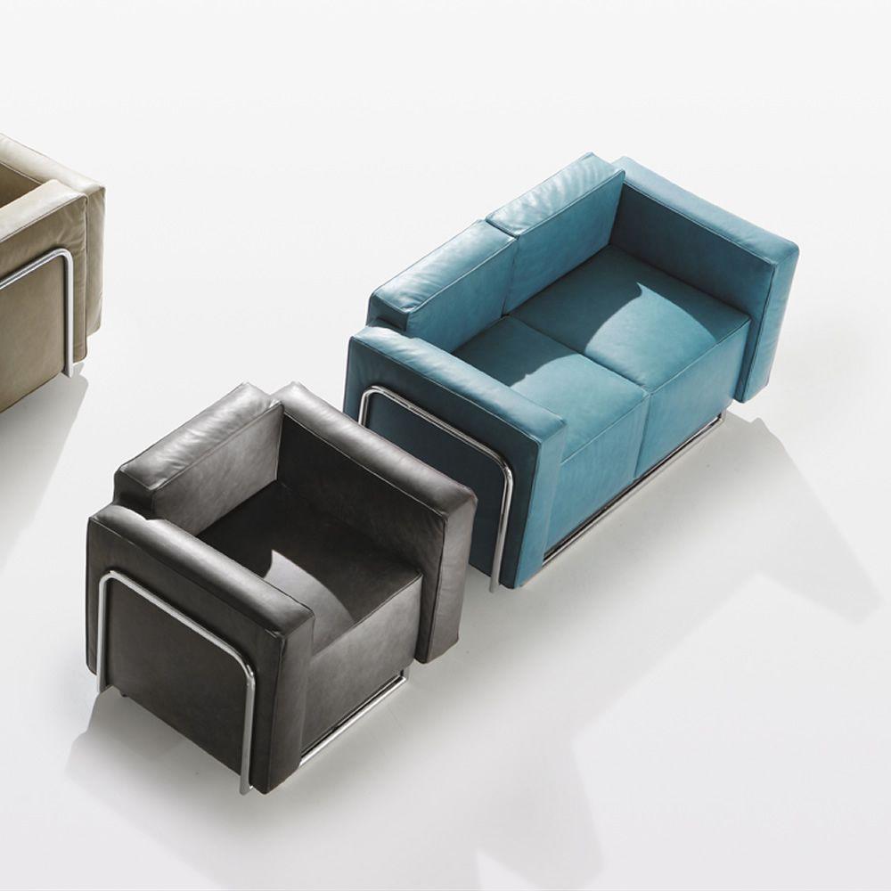 cocktail 2p designer 2 sitzer sofa mit metallgestell in verschiedenen ausf hrungen und farben. Black Bedroom Furniture Sets. Home Design Ideas