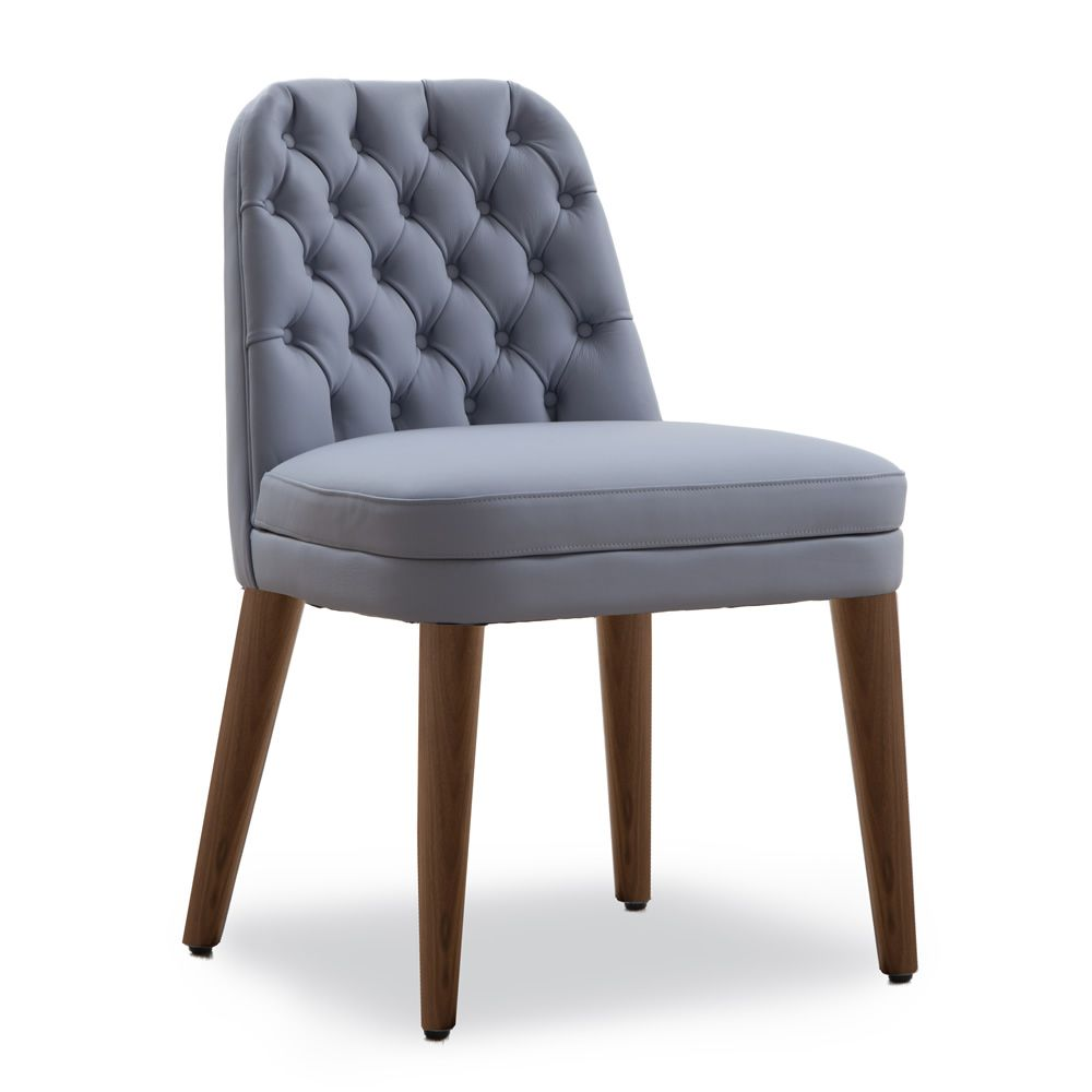 Signatures Small: Tonon Wooden Chair, With Padded Seat