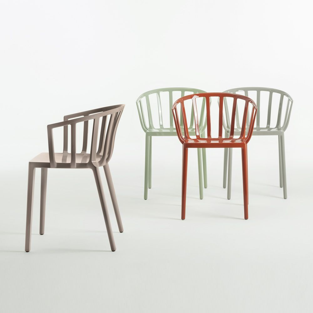 Venice sedia kartell di design in policarbonato for Sedie design furniture e commerce