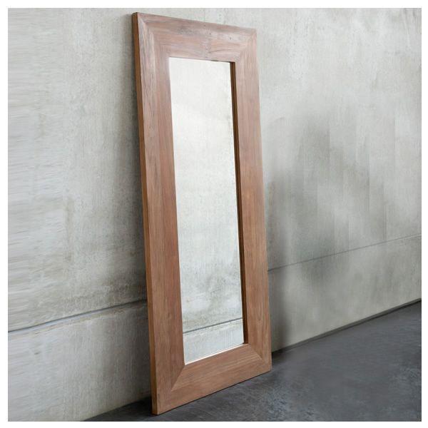 Bf specchio ethnicraft con cornice in legno diverse for Cornice specchio