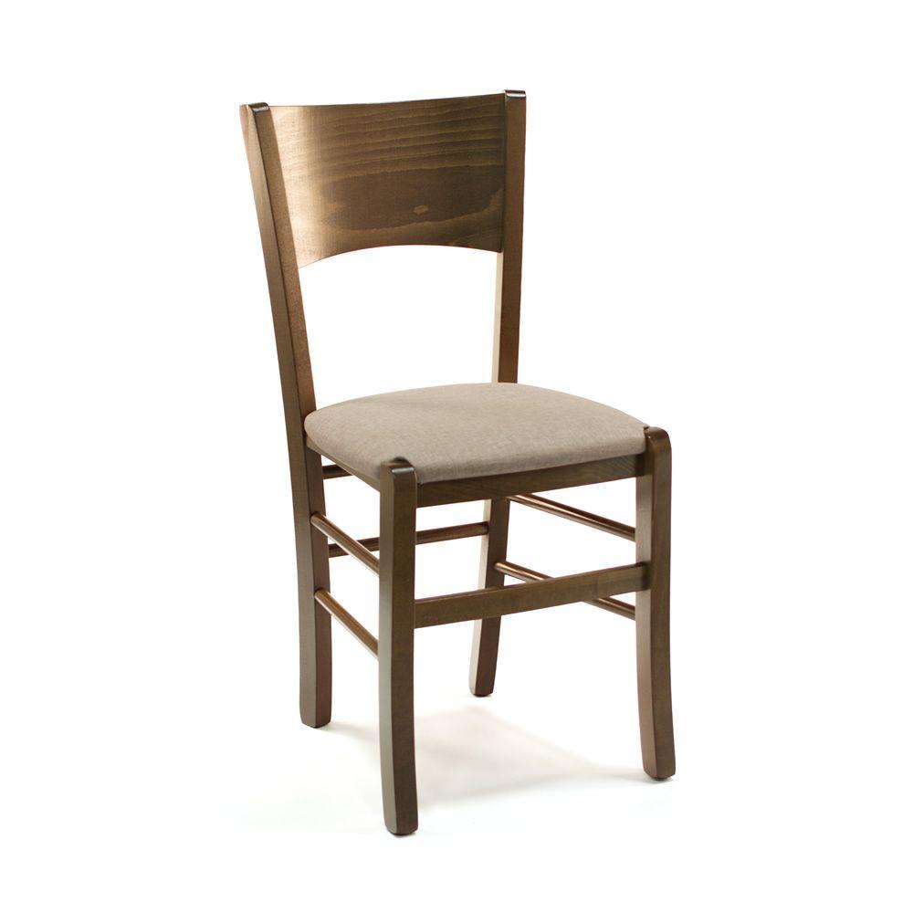 Mu80 para bare y restaurantes silla r stica en madera for Sillas para bares y confiterias