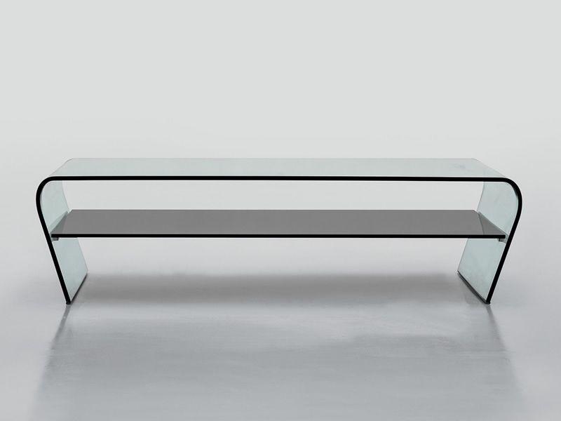 beistelltisch holz mit glas. Black Bedroom Furniture Sets. Home Design Ideas