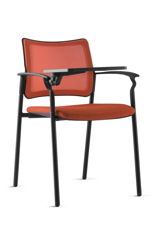 Maia rv silla para sala de espera y conferencias - Sillas con reposabrazos ...