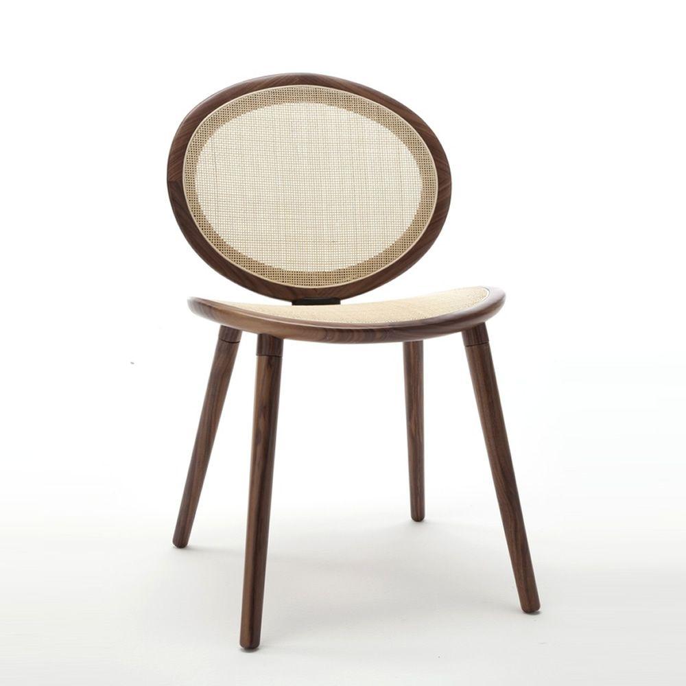 Jonathan 2013 wood sedia design di tonon in legno e for Sedia design legno