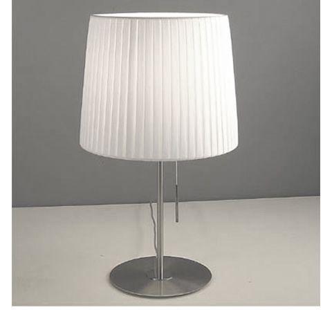 fa2960dt lampe poser en m tal et tissu en diff rentes couleurs sediarreda. Black Bedroom Furniture Sets. Home Design Ideas