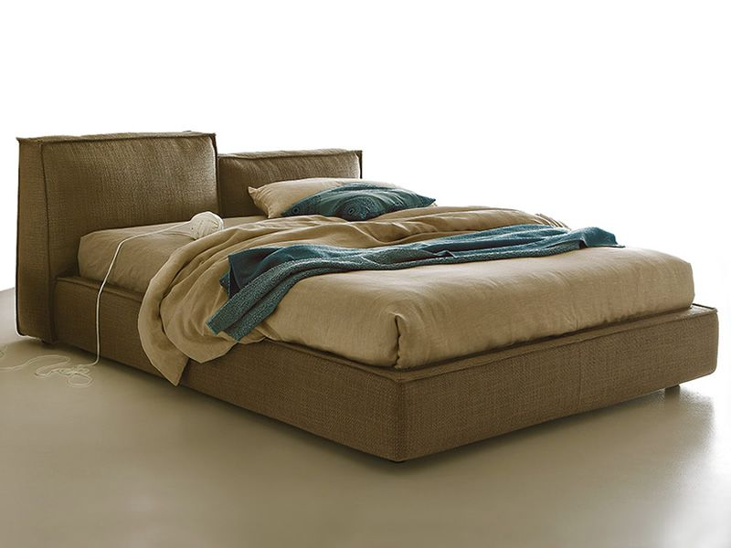 Massa cama de matrimonio acolchada cabecera regulable - Cabeceras de cama acolchadas ...